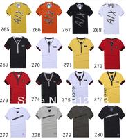 New 2014 Men's T Shirt Print Desigual Short Sleeve Cotton Logo Male Quality Fashion Brand Causal Slim Maxi Tops & Tees T-shirts