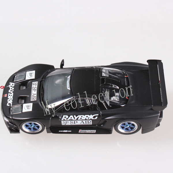 1:43 Honda scale model racing car(China (Mainland))