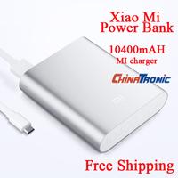 100% Original XiaoMi Power bank Portable Xiaomi Power Bank 10400mAh For Xiaomi M2 M2A M2S M3 Red Rice Smartphone 6 Color Instock