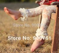 Ruffle Leggings White Lace Leggings for Girls Kids leggings girl's pants