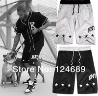 Free shipping Chinese size 2XS-4XL KNYEW clothes BEEN TRILL HBA shorts hiphop clothing HBA KNYEW half casual shorts  8 Color