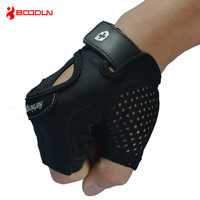 Leather Women Fitness Sports Gloves/Weight Lifting Gloves/Free Shipping