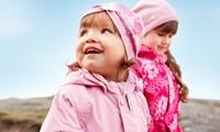 Reima lassie female child solid color adhesive outdoor clothing