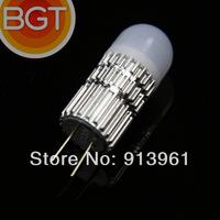 High Quality G4 LED Epistar SMD 5730 Chips MINI Lamp Beads  AC/DC 12V 24V LED 1W 100Lm, D10xH27mm, 10pcs / 1lot,FREE SHIPPING