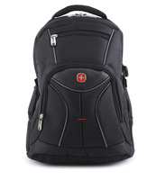 2014 New SWISS GEAR schoolbag laptop backpack multifunctional Black Notebook BAG Men travel bags