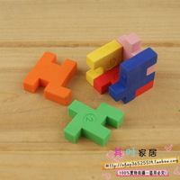 South Korea creative stationery 40 selling school supplies Prizes cf 5244 primary building block eraser