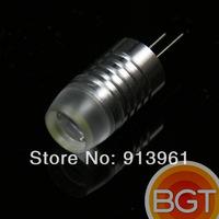 High Quality G4 LED 1W Epistar SMD 5730 Chips MINI Lamp Beads  AC/DC 12V 24V 100Lm, 2700K~6000K 10pcs / 1lot,FREE SHIPPING