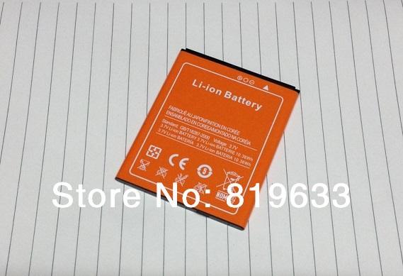2pcs/lot Original Phone 2800Mah Battery Only Fit For 5.0inch U9592 U9501/U9500(S4) MTK6589 MTK6592 Original Battery Freeshipping(China (Mainland))