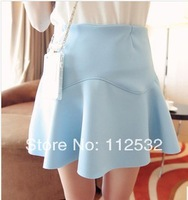 Free shipping!2014 new style summer women  Slim Candy color A-line skirts,Korea fashion ladies' shorts skirts
