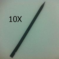 Free ship 10pcs/lot Nylon Plastic Spudger Opening pry Tool Stick for Apple iPhone iPod iPad Samsung HTC