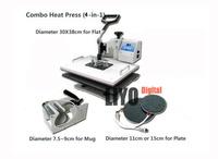 DHL free shipping 30x38 Pro Heat Press T-Shirt Heat Transfer Press Sublimation Machine