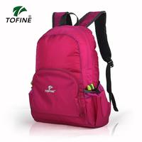 Bag folding bag ultra-light backpack male female outdoor light travel backpack 25L
