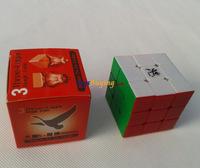 wholesale 10pcs/lot 5cm Dayan V 5 Mini Zhanchi 3x3 Speed Cube Twist puzzle Educational toy +Fedex/EMS Free Shipping