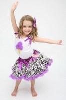 2014 fashion baby pettiskirt,fashion leopard print,purple,red,black,mulit,good factory quality,girls best brithday gift