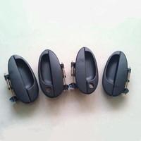 Free shipping/Chery auto parts/High quanlity original car outside door handle for Chery QQ QQ3 QQ6(S11 S12 S21) A1