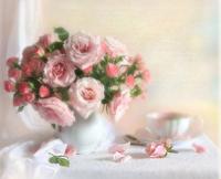 DIY diamond painting  retail 70*60CM 3D  square resin diamond cross stitch ,  rhinestone pasted  Full embroidery  Pink flowers