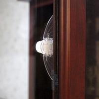 baby sliding door and window lock  520baby Child window protective safety lock  Baby safety sliding door lock 4pcs