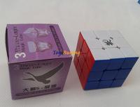 wholesale 10pcs/lot 5.7cm Dayan V 5 zhanchi 3x3x3 speed cube Twist puzzle Educational +Free Shipping