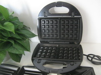 New! Multi-function breakfast machine, Electric biscuit muffins maker breakfast machine waffle maker, Easy to use and clean