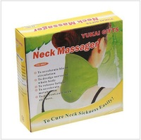 Free Shipping Neck Massager To Cure Neck Sickness Easily #1395