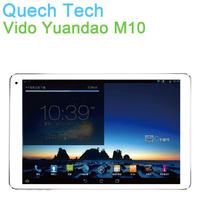 "10.1"" Vido Yuandao M10 RK3188 Quad Core Tablet Android 4.2 Jelly Bean 2GB RAM 16GB ROM FHD BT HDMI OTG 3G External Free Shipping"