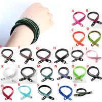 2014 new Bracelet drill bracelet fashion personality  two circles