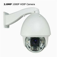 CCTV 1/2.8 2.0MP 1080P HD 20x Optical Zoom Auto Tracking High Speed Dome IR IP PTZ Camera