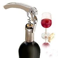 Beer arefunctioning wine bottle red wine cavatappi wine knife lid wine stainless steel knife bottle opener