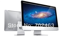 "23.6"" Intel core i7 4770 3.4 GHz  All-in-one PC Windows 7  4GB/ 500GB desktop computer all in one pc"