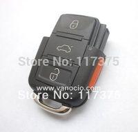VW 4 button ( 3 +1) remote key 1J0959753DC control 315mhz : 1J0 959 753DC
