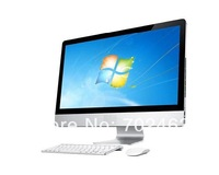 "18.5"" Intel core i7 3770 3.4GHZ   All-in-one PC Windows 7 8GB/1TB desktop computer all in one pc"