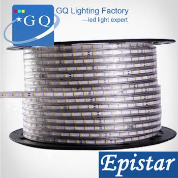Cp 10m/lot 3014 led-streifen band innenlicht weiß/warm 120 leds/m 220v 230v 240v statt 5050 led streifen 5630 streifen