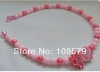 stocking factory price Free shipping 2pcs/lot Peppa Pig headband girls cute hair band Headwear mix2 designs