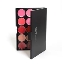 Moisturizing clinched xinyizhui 15 small nude makeup lipstick packing carton lip gloss plate charming crystal
