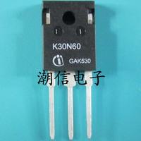 Free shipping K30N60 (K30N60HS) [ TO-3P ]