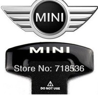 Free shipping NEW arrival Mini car Insurance buckle
