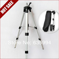 Level the tripod professional  carbon tripod  for  laser level  and leve  laser Tripod Portable Bag Free Shipping