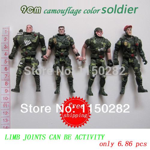 Asker komutanı ordu komutanı askeri plastik maket askerler kolordu
