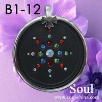 Hot sale jewelry simple design quantum energy pendant