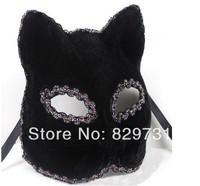 Dancing mask,Performances Masks, festival mask, Boutique Broadway cat face mask