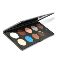 New Party Queen authentic ten professional beauty makeup eye shadow pan pearl inferior smooth perfect color match the palette