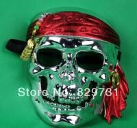 Halloween Dancing mask,Performances Masks, festival mask, Pirate mask