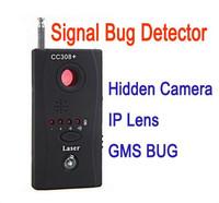 By  DHLCC308+ Multi-Detector Full-Range All-Round Detector For Hidden Mini Camera / IP Lens/ GMS / RF Signal Detector Finder