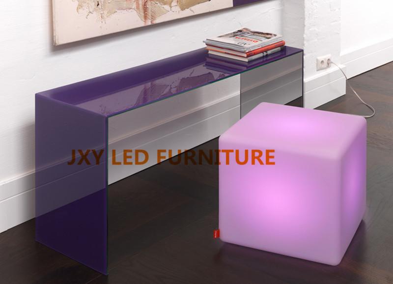 40*40*40cm, led cube, led cube chairs, new design led cube/waterproof design cube(China (Mainland))