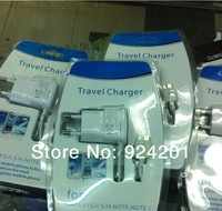 10pcs/lot,2014 New arrival Directly line E.U power charger home wall charger  for Samsung Note3, travel charger for Galaxy Note3