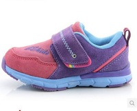 New 2014 children shoes kids sneakers genuine leather spring and autumn children sports shoes