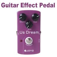 JOYO JF-34 US Dream Distortion Guitar Effect Pedal True Bypass