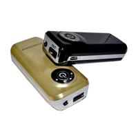 5200mAh USB power bank / External Backup Battery pack Charger for iPhone SAMSUNG Galaxy S4 /  ipad,LED flashlight,Free shipping
