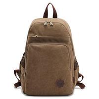 2014 New Casual Preppy Style Canvas Backpack For Men And Women Large Travel Backpack Rucksack Laptop Backpacks Knapsack