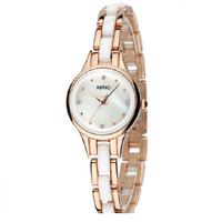 New 2014 Kimio fashion women dress watches Quartz pins waterproof wristwatches,free shipping!